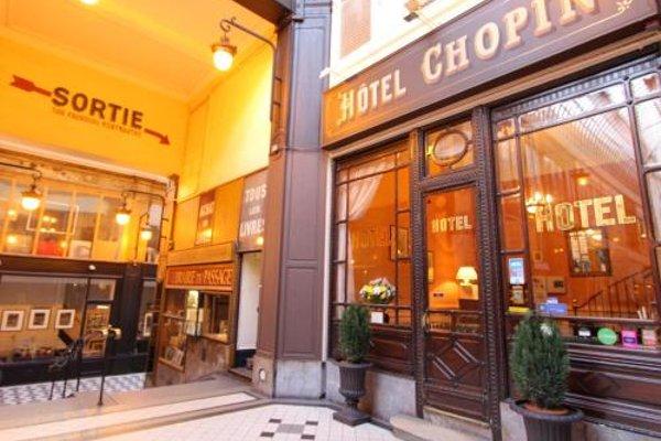 Hotel Chopin - фото 20