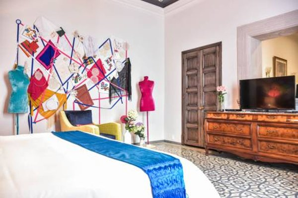 Hotel Casa del Jardin - фото 46