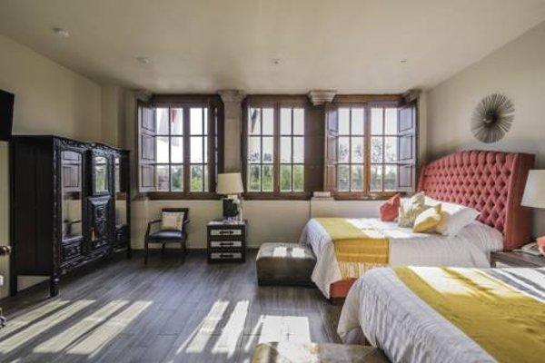 Hotel Casa del Jardin - фото 9