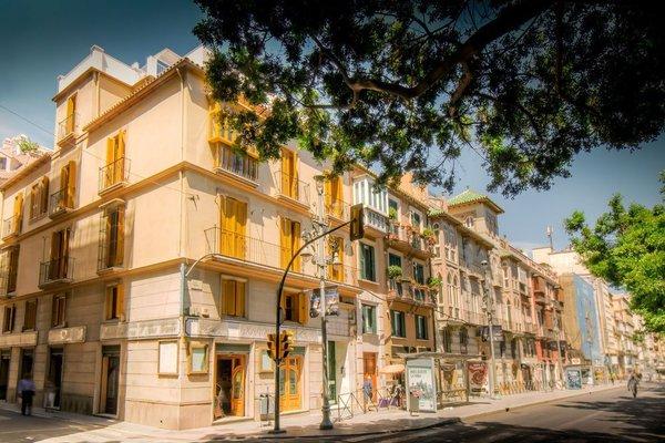 Santa Cruz Apartments - фото 23