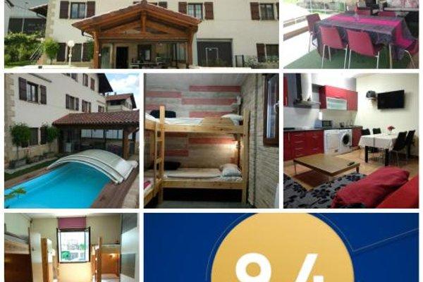 Alojamientos Aca y Alla - фото 20