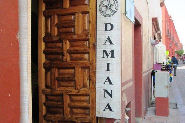 Hotel Damiana Boutique - фото 21