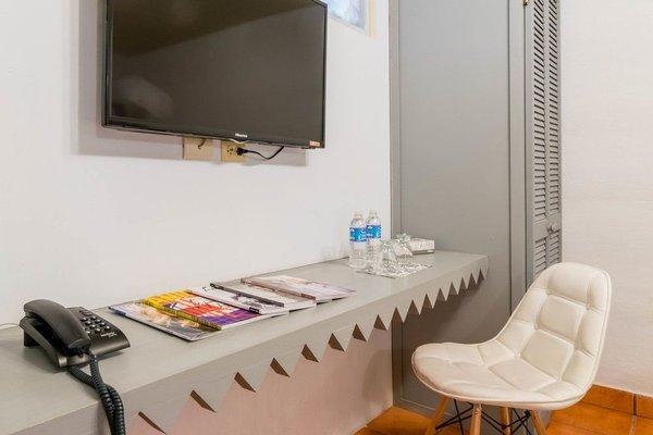 Hotel Damiana Boutique - фото 8