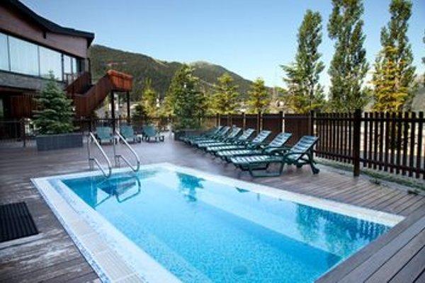 Hotel Piolets Park & Spa - фото 21
