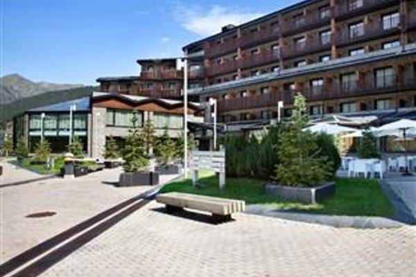 Hotel Piolets Park & Spa - фото 22