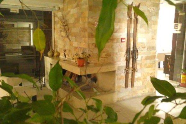 Отель Famyli Hotel Elitsa - 20