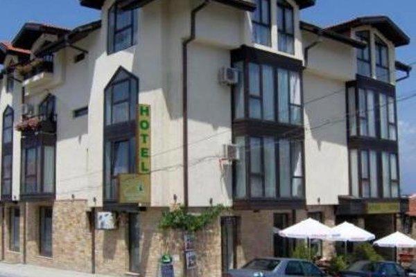 Отель Famyli Hotel Elitsa - 23