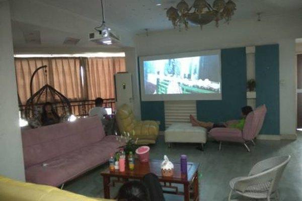 Chengdu Unqiue Youth Hostel - 11