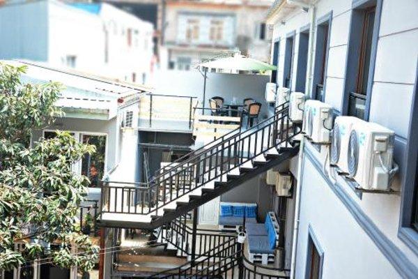 Guest House On Vaja Pshavela - фото 22