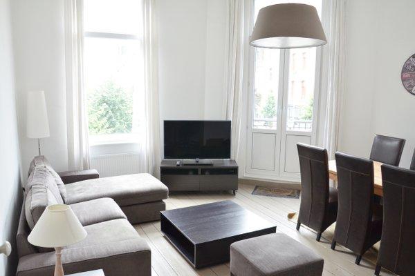 Amazing Apartment Antwerp South - фото 50