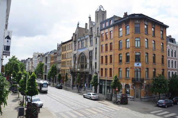 Amazing Apartment Antwerp South - фото 16
