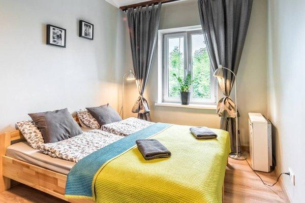 Sereno Apartments - фото 21