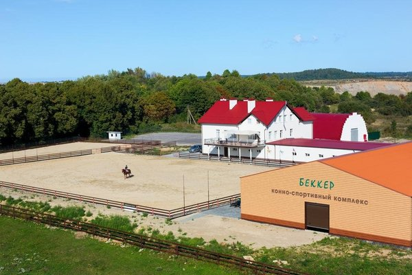 Конно-спортивный комплекс Беккер - фото 9