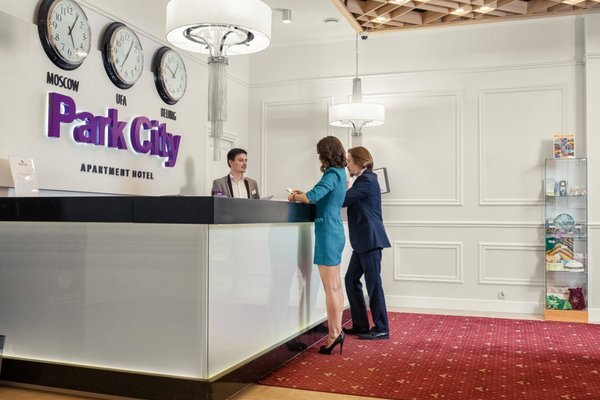 Парк Сити Апарт-Отель - фото 17