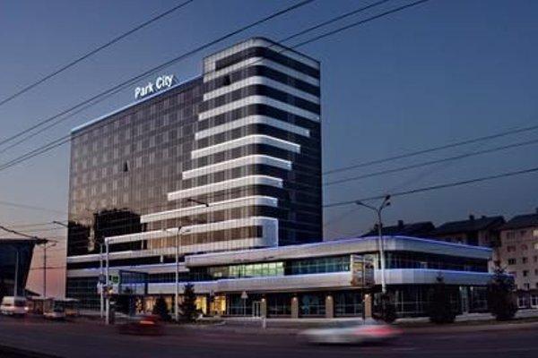Парк Сити Апарт-Отель - фото 23
