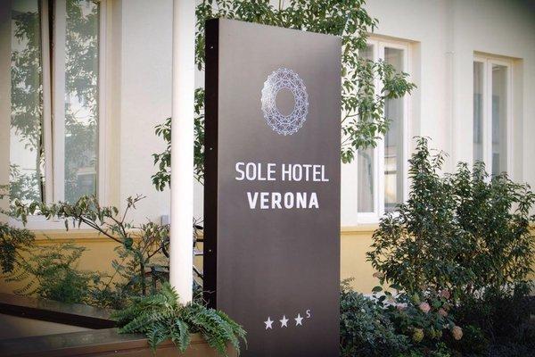 Sole Hotel Verona - фото 22