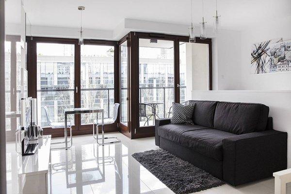Roommate Apartments Gieldowa 2 - фото 11