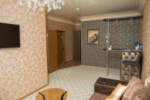 Отель Золотая Лилия - фото 16