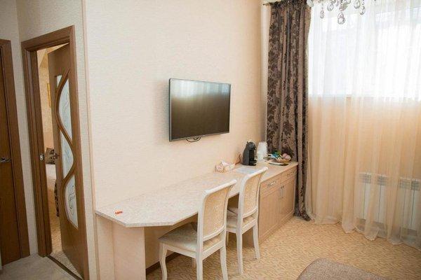 Отель Золотая Лилия - фото 7