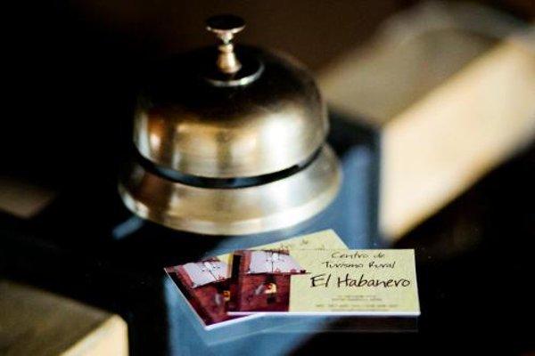 Casa Rural El Habanero - фото 13