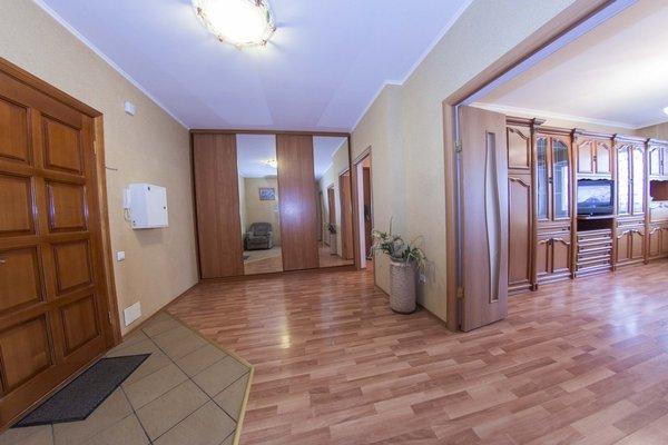 Хоум Отель Уфа на Мингажева - фото 10