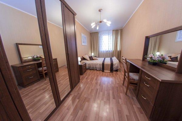 Хоум Отель Уфа на Мингажева - фото 5