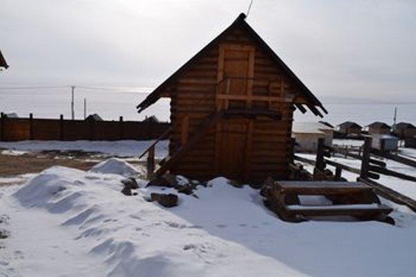 База Отдыха Байкальская Усадьба - фото 23