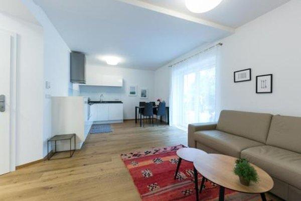 Parksuites Apartments Graz - фото 13