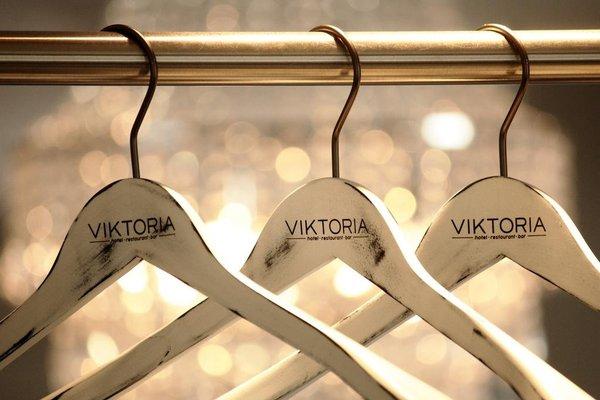 Design Hotel Viktoria - фото 13