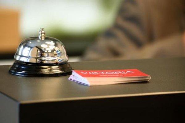 Design Hotel Viktoria - фото 21