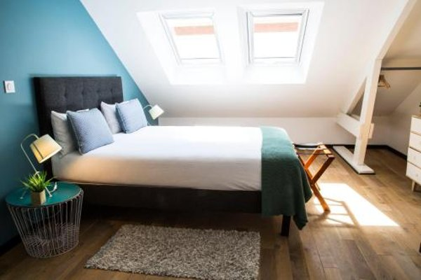 Appart' Rennes BnB - Centre Gare - 17