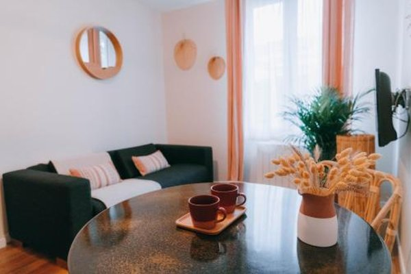Appart' Rennes BnB - Centre Gare - 8