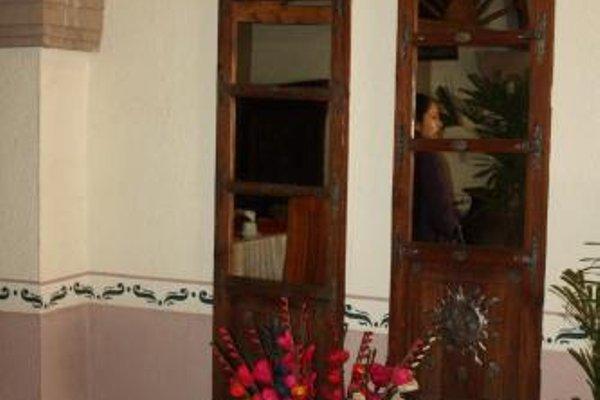 Hotel Refugio Victoria - фото 11