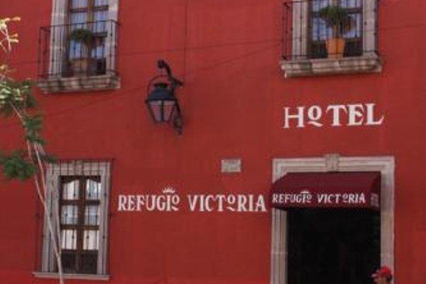 Hotel Refugio Victoria - фото 23