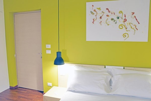 Отель Bio Palermo - фото 14