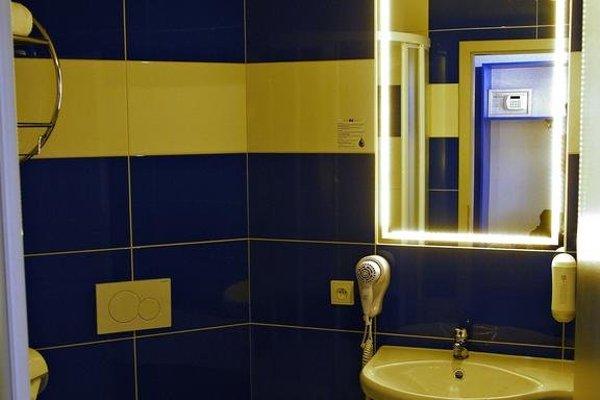 hotel*** garni RUBYK - фото 19