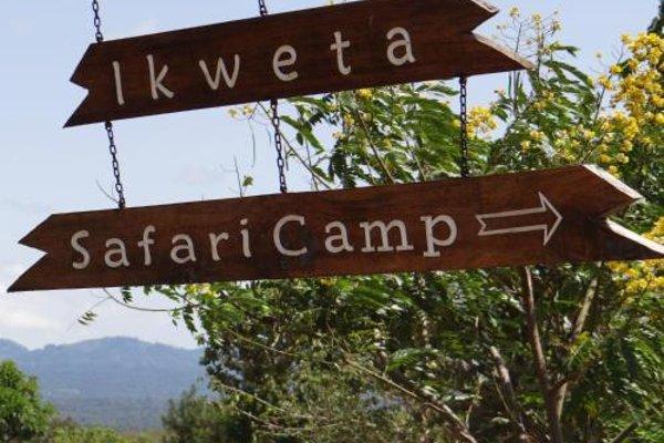 Ikweta Safari Camp - фото 21