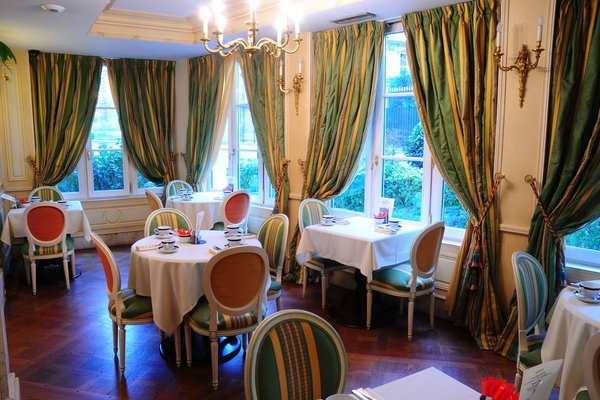 Hotel Luxembourg Parc - 17