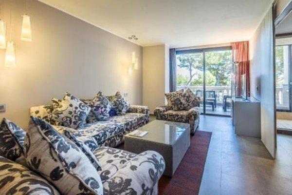 Lago Garden Apart-Suites & Spa Hotel - фото 53