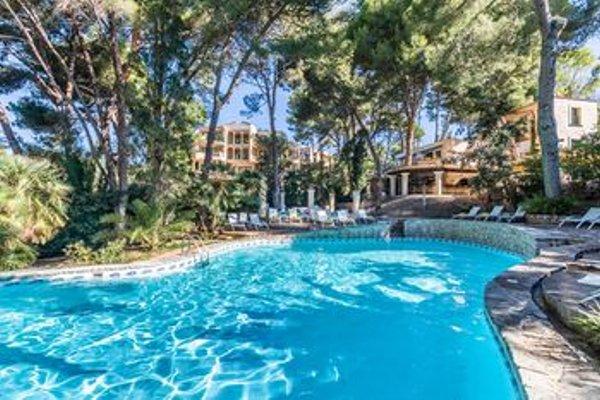 Lago Garden Apart-Suites & Spa Hotel - фото 71