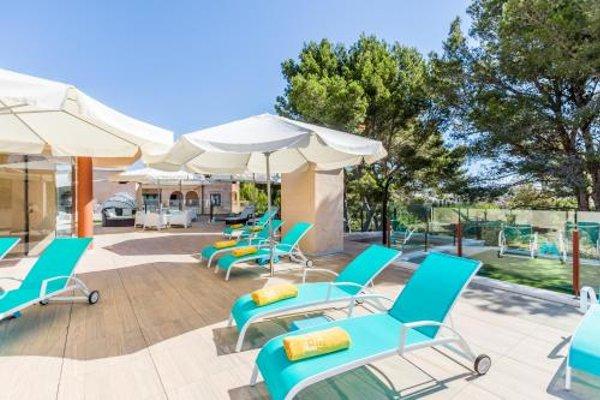Lago Garden Apart-Suites & Spa Hotel - фото 72