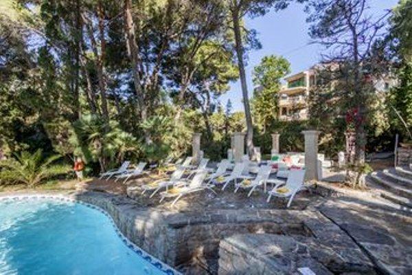 Lago Garden Apart-Suites & Spa Hotel - фото 73
