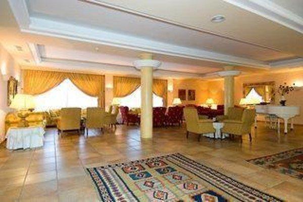 Lago Garden Apart-Suites & Spa Hotel - фото 56