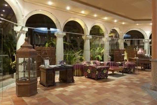 Lago Garden Apart-Suites & Spa Hotel - фото 57