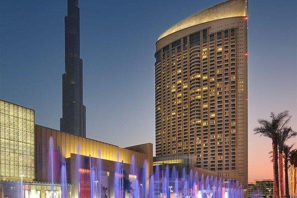 The Address, Dubai Mall Hotel - фото 37