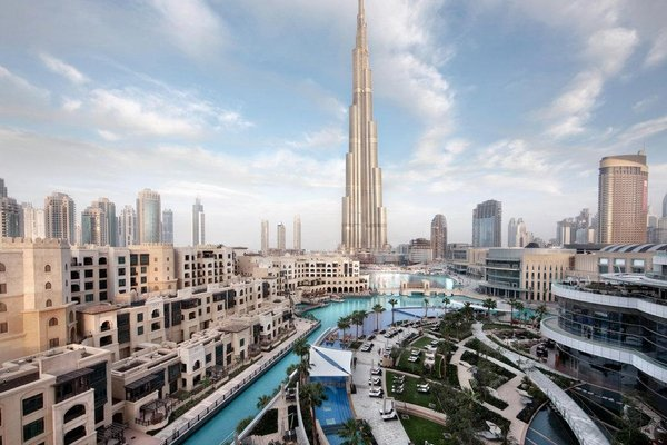 The Address, Dubai Mall Hotel - фото 21