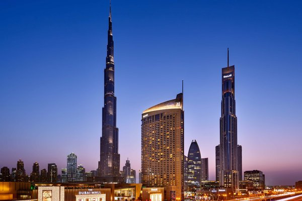 The Address, Dubai Mall Hotel - фото 23