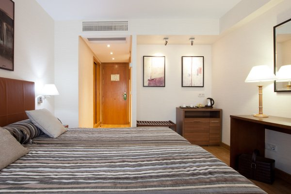 Aparto-Hotel Rosales - фото 14