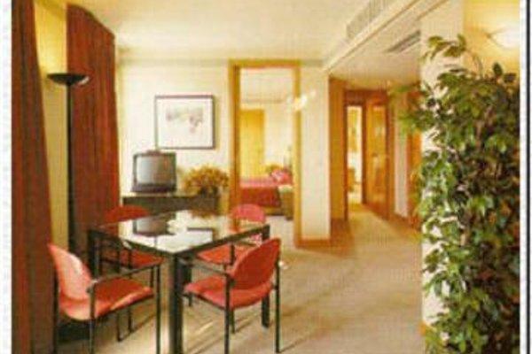 Aparto-Hotel Rosales - фото 15