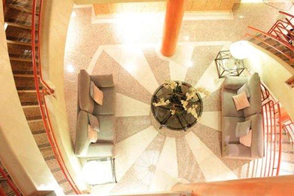 Aparto-Hotel Rosales - фото 17
